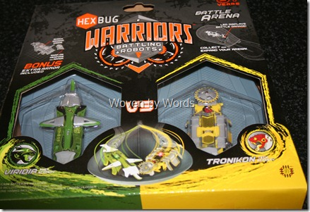 Hex Bug Warriors