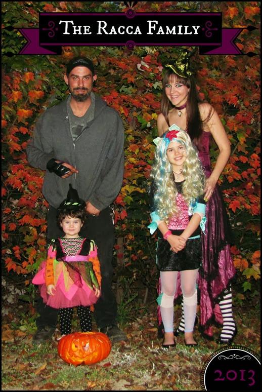 Racca Fam Halloween