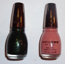 Sinful Shine with Gel Tech Nail Polish