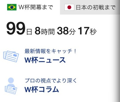 NIKKEI World Cup Soccer 2014
