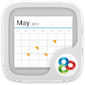 GO Calendar Widget APK for Bluestacks