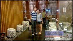 at Senju, EDSA Shangri-La Hotel