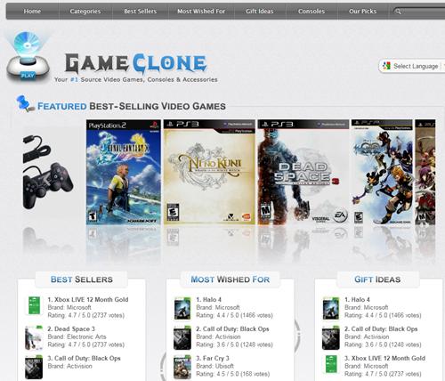 GameClone