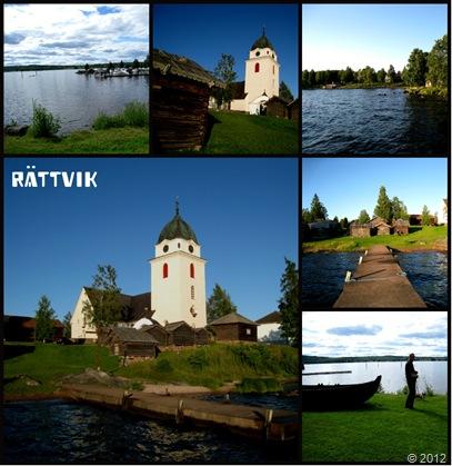 collage Rättvik