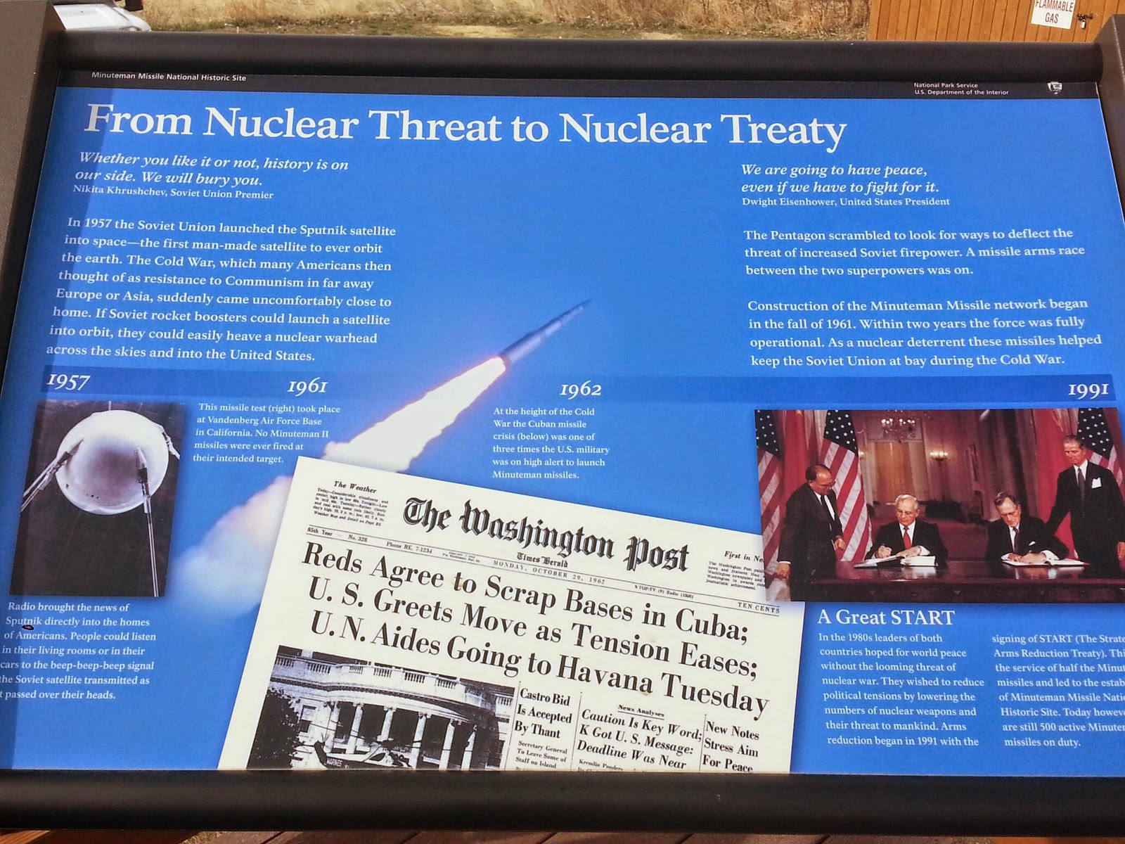 the threat of nuclear weapons maintains world peace essay 'did nuclear weapons bring the world to the edge of , a nuclear peace the ongoing threats of a nuclear warfare in our modern.