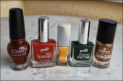Herbst Nageldesign 8