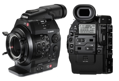 canon c300 for tv