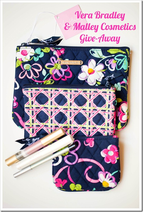 Vera Bradley Give-Away Cosmetic Trio-2