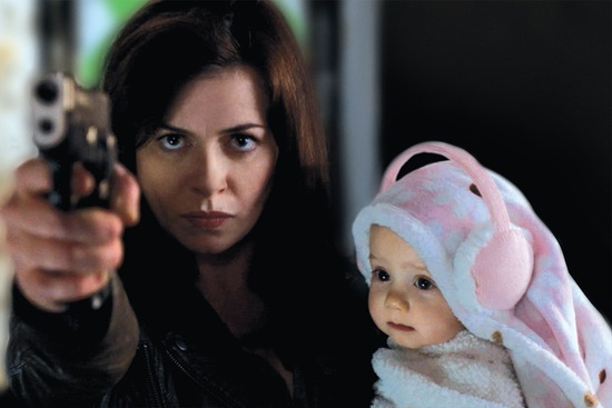 "Eve Miles is Gwen Cooper in Torchwood: Miracle Day - ""The New World"""