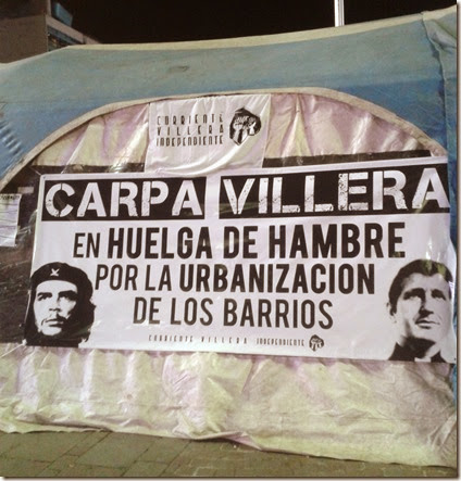 Carpa Villera 2