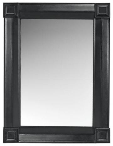 This classic mirror -- from the Martha Stewart Living line -- is at home in any space -- from contemporary to the most traditional.  (homedepot.com)