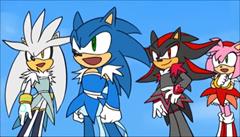 Sonic Precure - O Time Reunido
