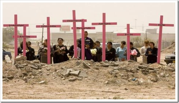 Muertas de Juarez