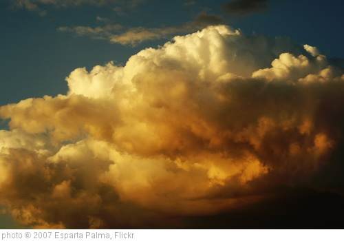 &#39;Golden Clouds&#39; photo (c) 2007, Esparta Palma - license: http://creativecommons.org/licenses/by/2.0/