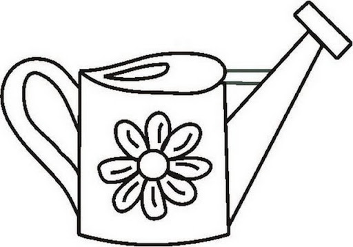 Regadera De Baño Para Colorear ~ Dikidu.com