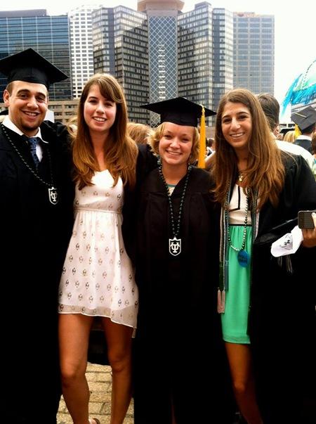 malinkle graduation