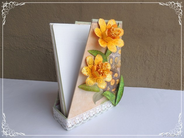 Paper Daffodils 2