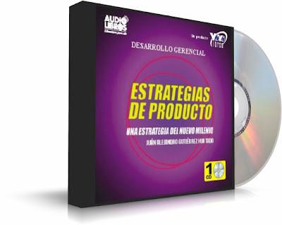 ESTRATEGIAS DE PRODUCTO, Juan A. Gutierrez Hurtado [ AudioLibro ] – Una estrategia de marketing del nuevo milenio para el desarrollo gerencial