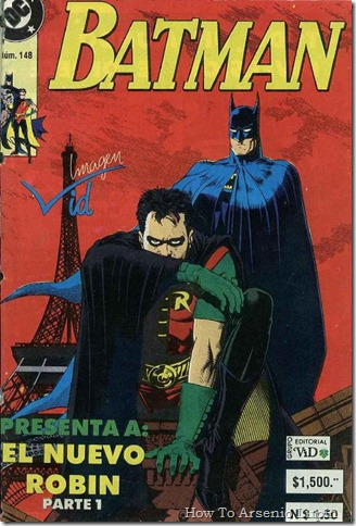 2011-09-27 - Batman - El Nuevo Robin