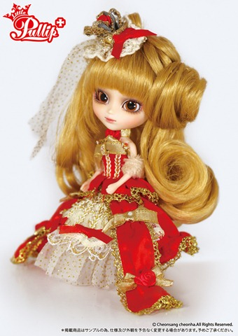 Little Pullip+ Princess Rosalind Feb 2013 03