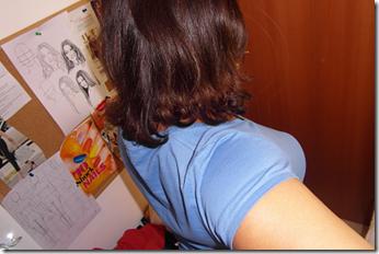 tamanho do cabelo