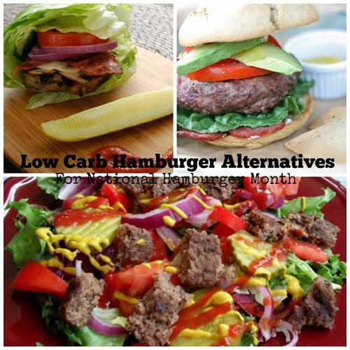 hamburger alternatives