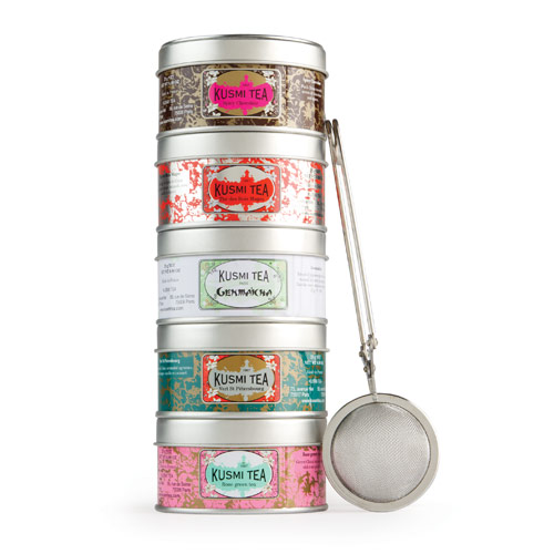Some teachers don't go anywhere without their cup of tea. For them, I'd always get some sort of tea assortment to add to their collection. My favorite is Kusmi Afternoon Tea Collection because of the unique blends  you rarely see anywhere else (Spicy Chocolate!). Plus, it comes with an infuser. -- Michelle Toglia