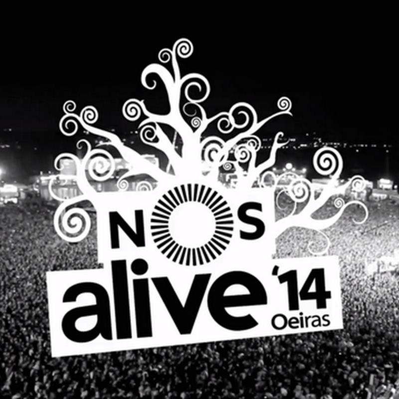 Optimus/NOS Alive '14 divulga horários dos concertos [Actualizado]