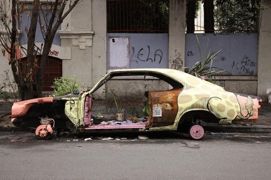 Carros abandonados Felipe Carelli 02