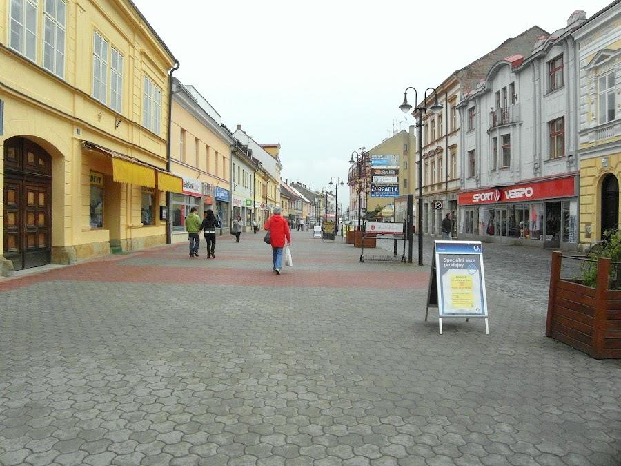 Улица Йичина