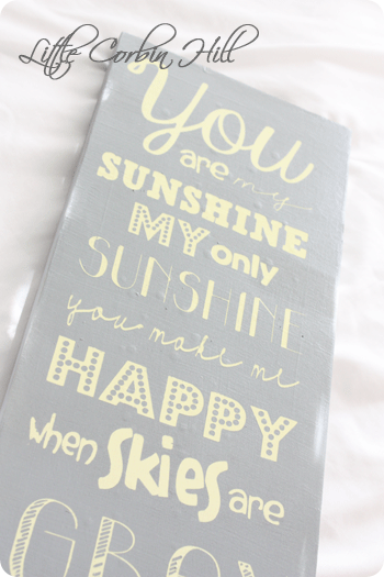Sunshine sign 8
