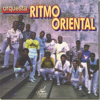 Orquesta Ritmo Oriental - Ritmo Oriental 1995 Front