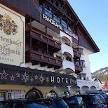 panorama hallenbad in Seefeld, Tirol, Austria