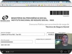 INSS - comentário da prova de informática - Prof Roberto Andrade