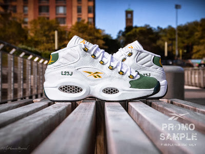 news reebok question packer shoes for player use only lebron james 01 Reebok Question LeBron & Kobe For Player Use Only Pack