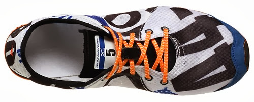 Mizuno Wave Universe 5 top