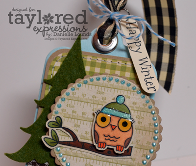WoodlandOwl_HolidayTags_Closeup