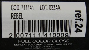 Shaka Full Color Gloss Rebel
