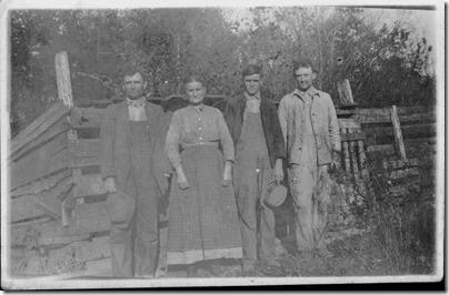 Comer Family  108732~5Birdsong