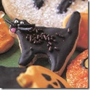 Black Cat Cookie