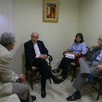 Dom Murilo se reúne com Secretário Jorge Solla