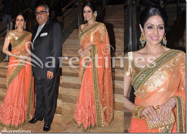 Sridevi_Sabyasachi_Sari