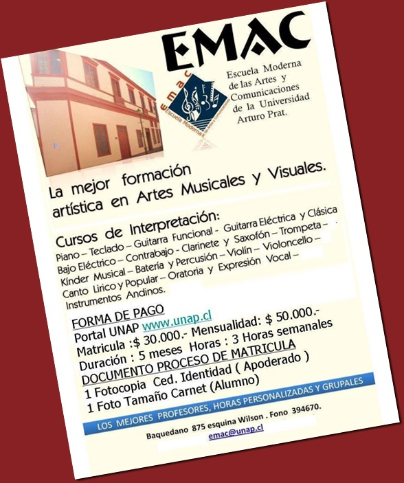 emac 2013 difusion