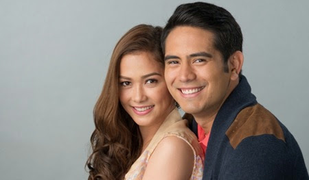 Gerald Anderson and Maja Salvador - Give Love On Christmas
