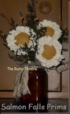 rusty thimble