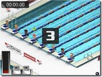 jogos de nadar - jogo de nadar piscina olipica