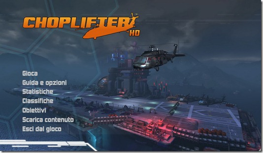 Choplifter HD image  (1)