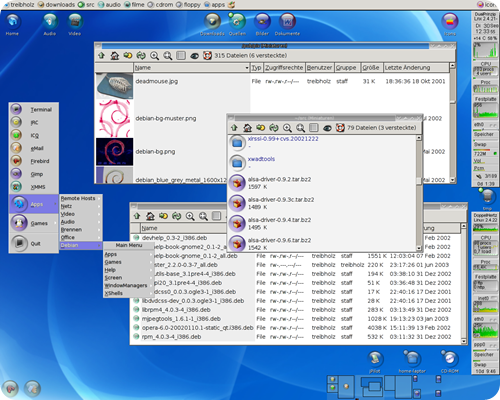 rox desktop file manager1