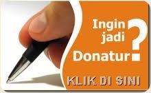 JADI DONATUR 1