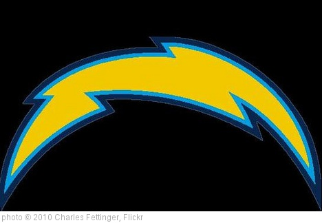 'San-Diego-Chargers-Logo' photo (c) 2010, Charles Fettinger - license: http://creativecommons.org/licenses/by/2.0/